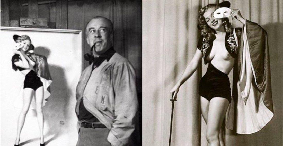 Fotos Marilyn Monroe Fotos Marilyn Monroe Desnuda Años Cobró