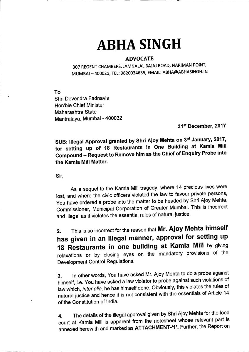 On Building Cm Letter Permission Mehta One Mill Given Had In Today
