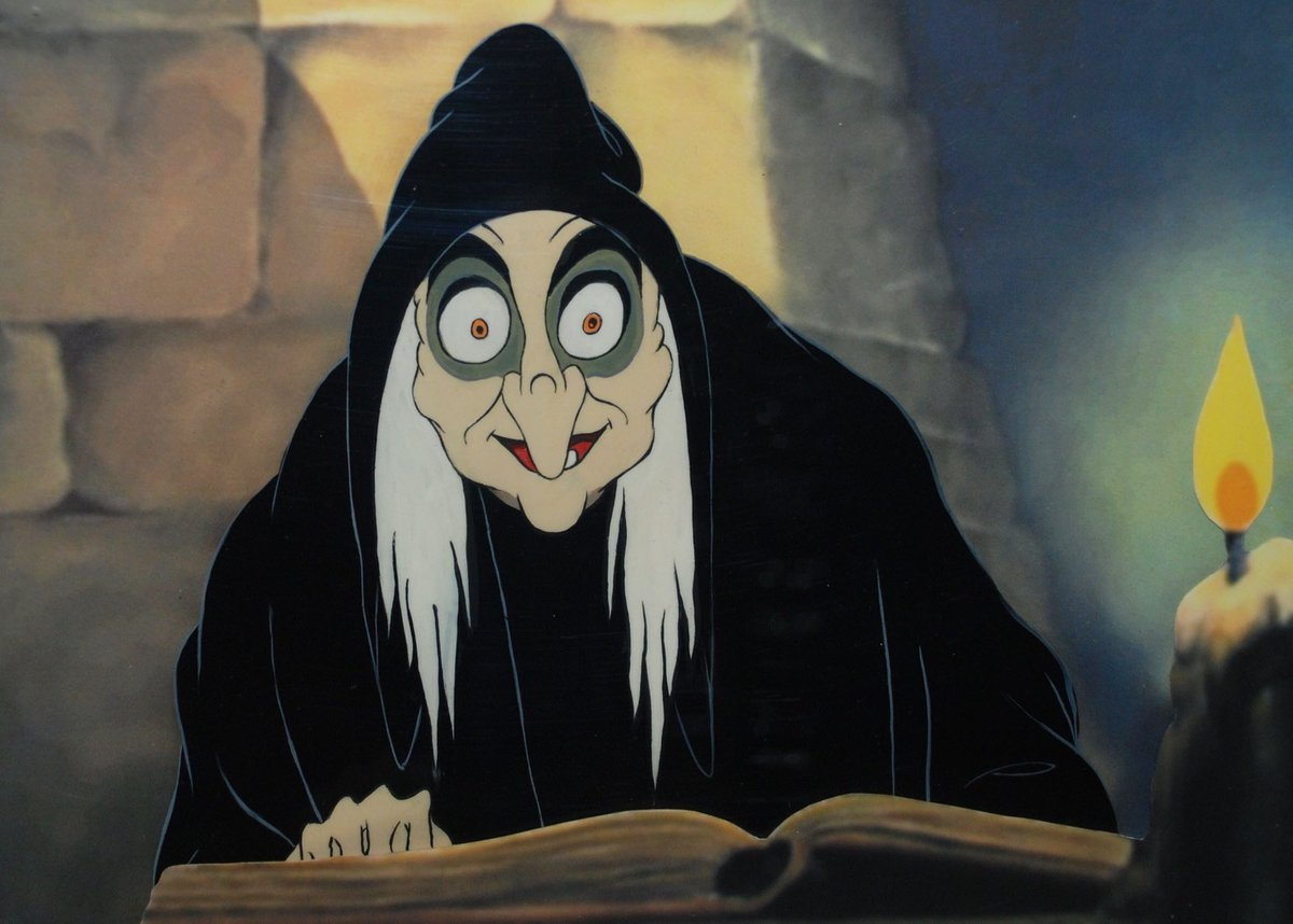 evil cartoon witches - HD1200×858
