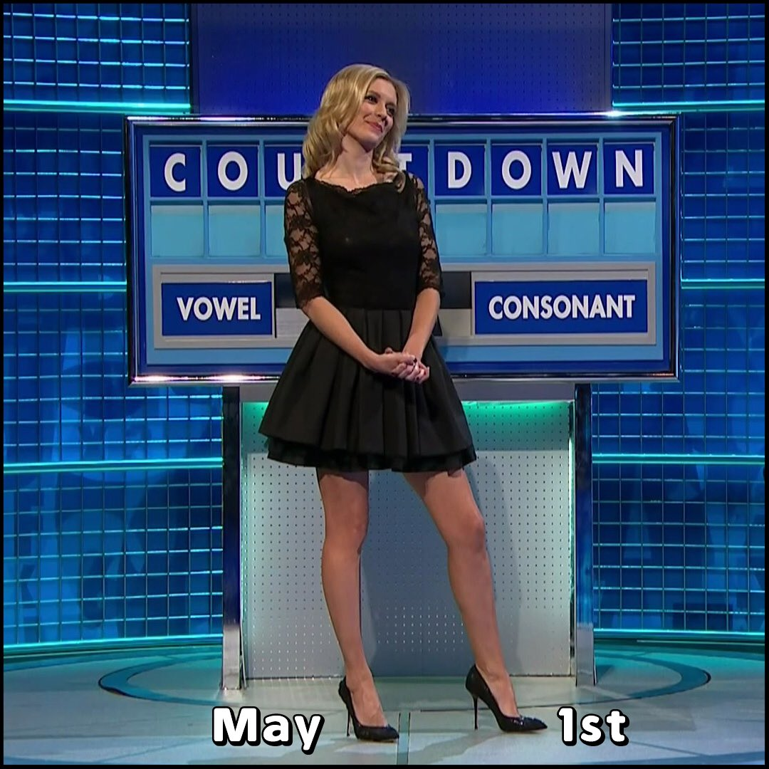 Rachel Riley Fan Club On Twitter Rachel Riley 8 Out Of 10 Cats Does Countdown Outfit Of The Year 2017 Series 12 Round 1 Poll 2