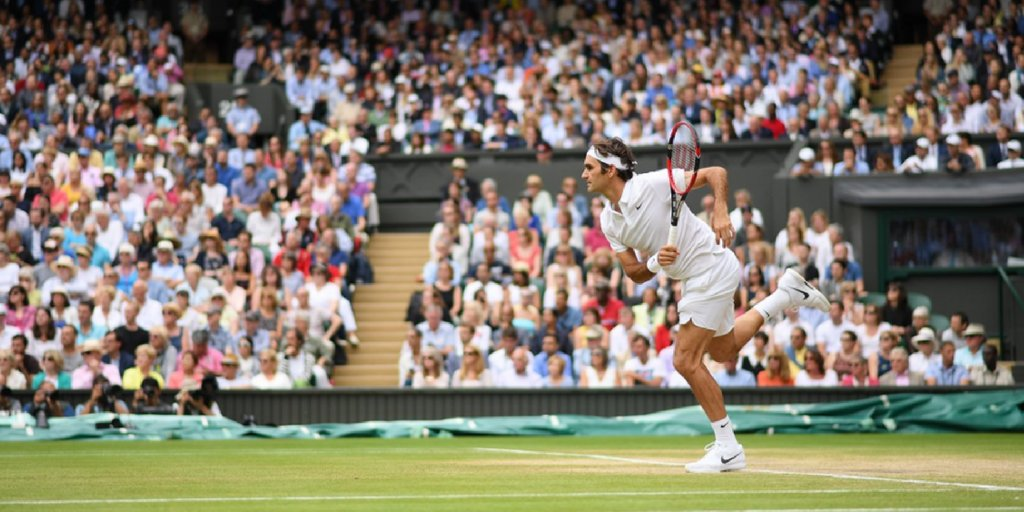 In June, #Wimbledon revealed how it was using #AI to up its content game https://t.co/4w0Gzg0FEA