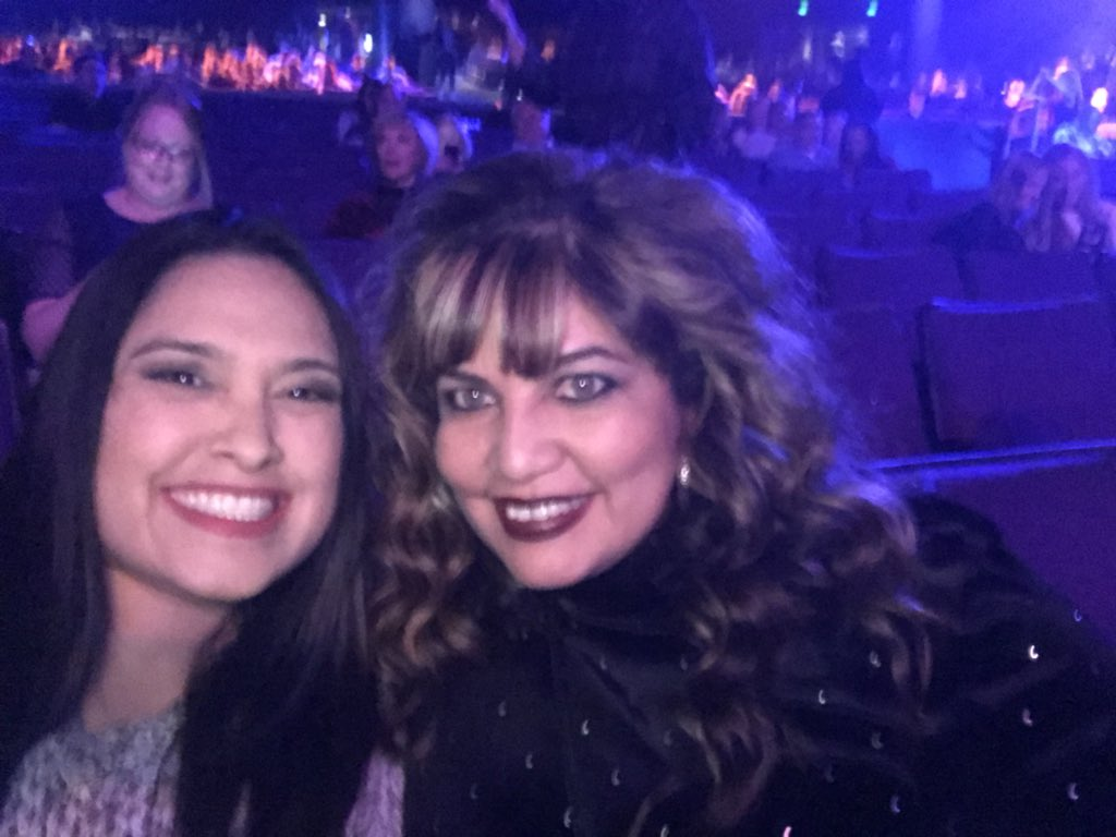 Happy Birthday to me!!!! Britney Spears concert in Vegas.