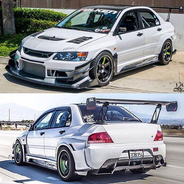 Street Race Cars >> Street Racing Cars On Twitter Mitsubishi Lancer Evo What