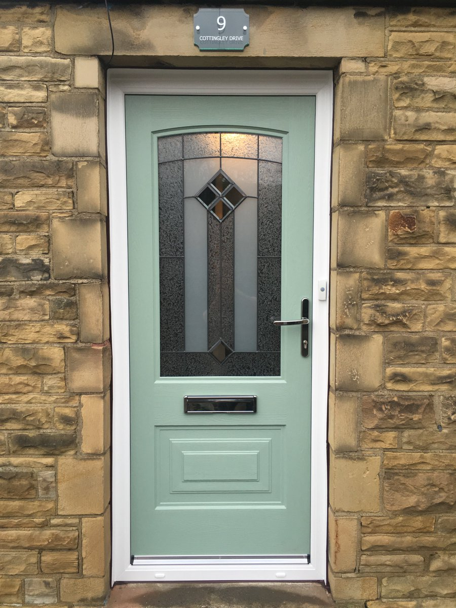 A previous installation of one of our Portland Rockdoors in Chartwell Green! You can find our full range of Rockdoors and their prices on our website! ... & rockdoors hashtag on Twitter