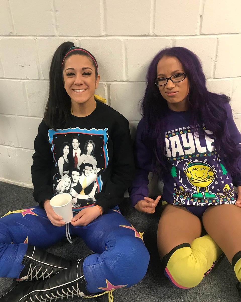 Instagram Bayley WWE nude photos 2019