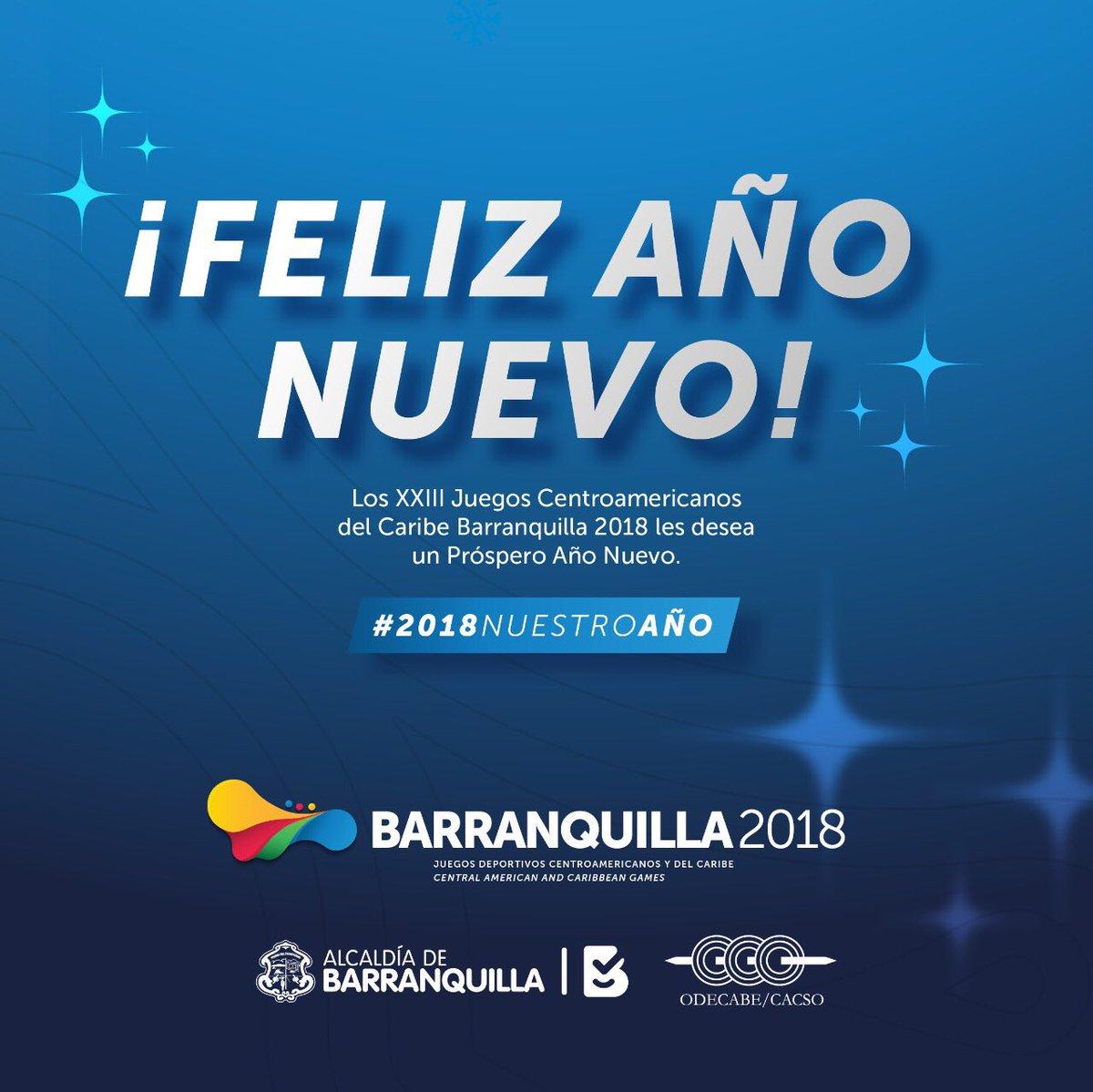 Barranquilla 2018 On Twitter El 2017 Ha Sido Un Gran Ano Hemos