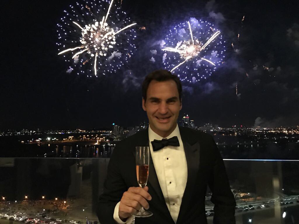 Everything tennis icon Roger Federer eats and drinks for breakfast, lunch, and dinner