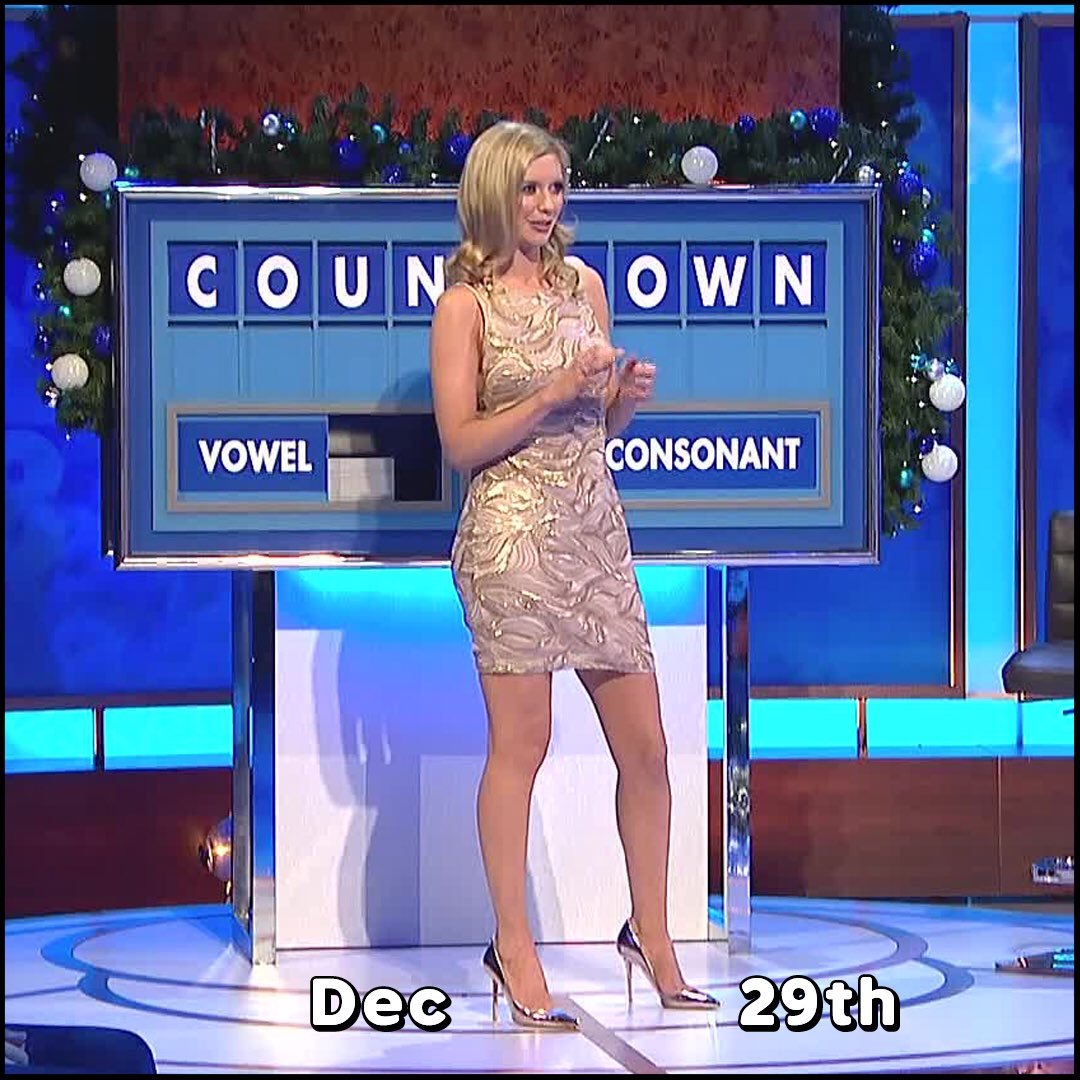 Rachel Riley Fan Club On Twitter Rachel Riley 8 Out Of 10 Cats Does Countdown Outfit Of The Year 2017 Series 13 Round 1 Poll 2