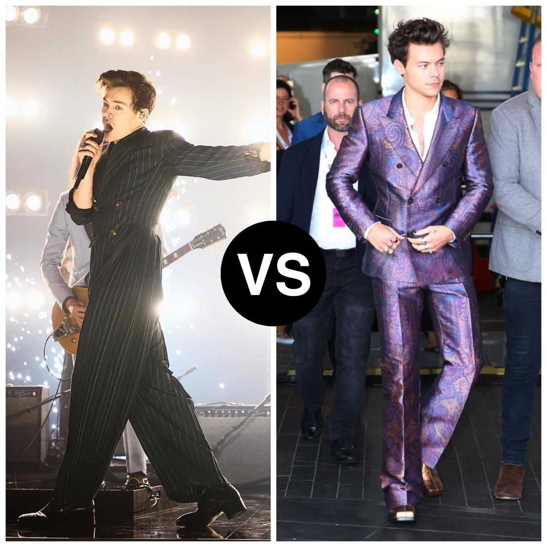 Harry Styles Fashion Hsfasharchive Twitter