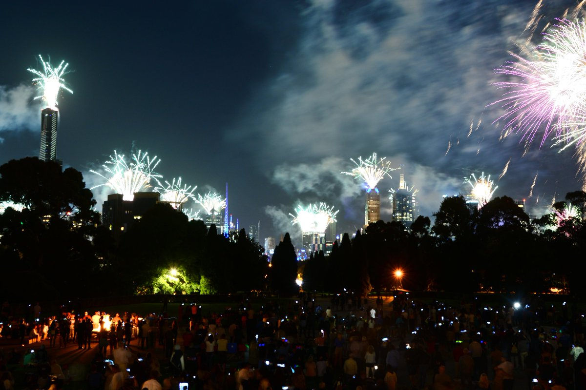 city of melbourne on twitter happy new year melbourne nyemelb