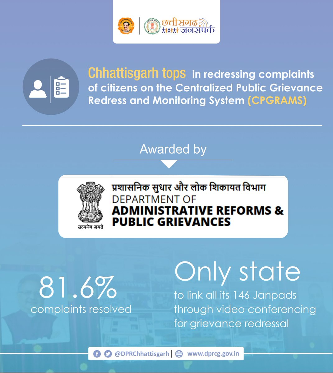 grievance redressal system Under secretary, cm grievances it cell, haryana civil secretariat, sector-1, chandigarh 0172-3322500 developed and hosted by national informatics centre.
