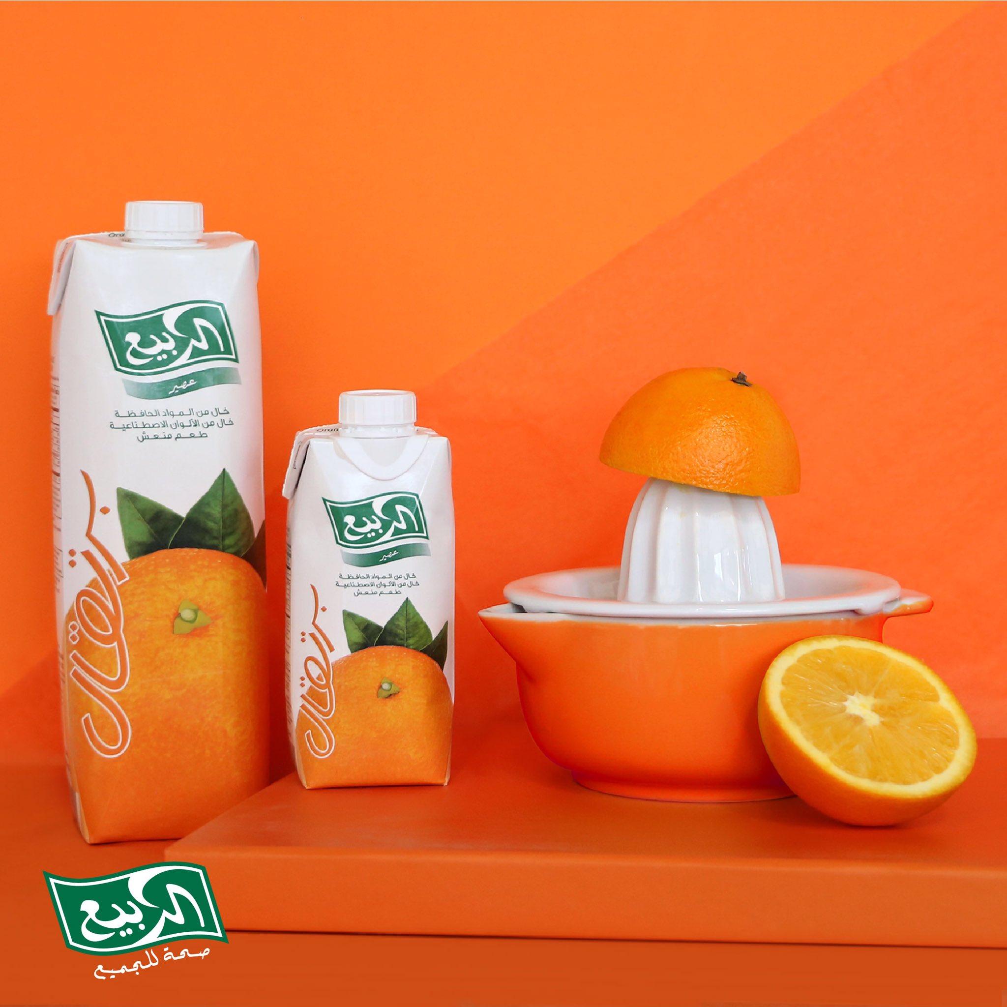 Al Rabie الربيع Auf Twitter تحتاج فيتامين سي في الشتاء عصير البرتقال الطبيعي من الربيع بنفس طعم وفوائد البرتقال الطبيعي Do You Need Vitamin C In Winter Try Al Rabie Orange Juice