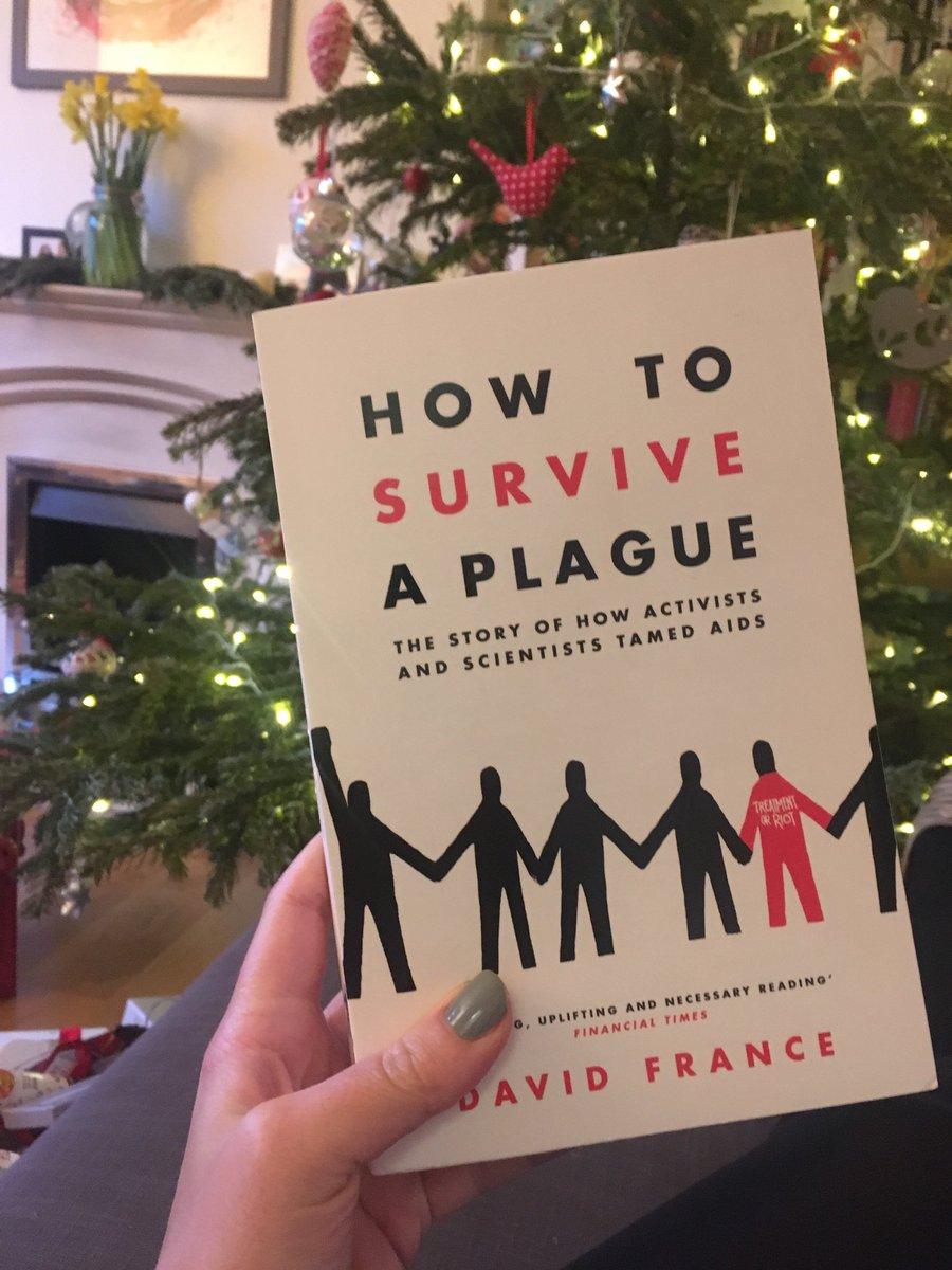 Survive A Plague added,. Sarah Benton @sarahbenton