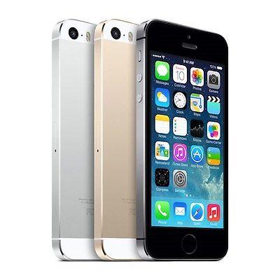 "Apple iPhone 5S 16GB ""Factory Unlocked"" 4G LTE iOS..."