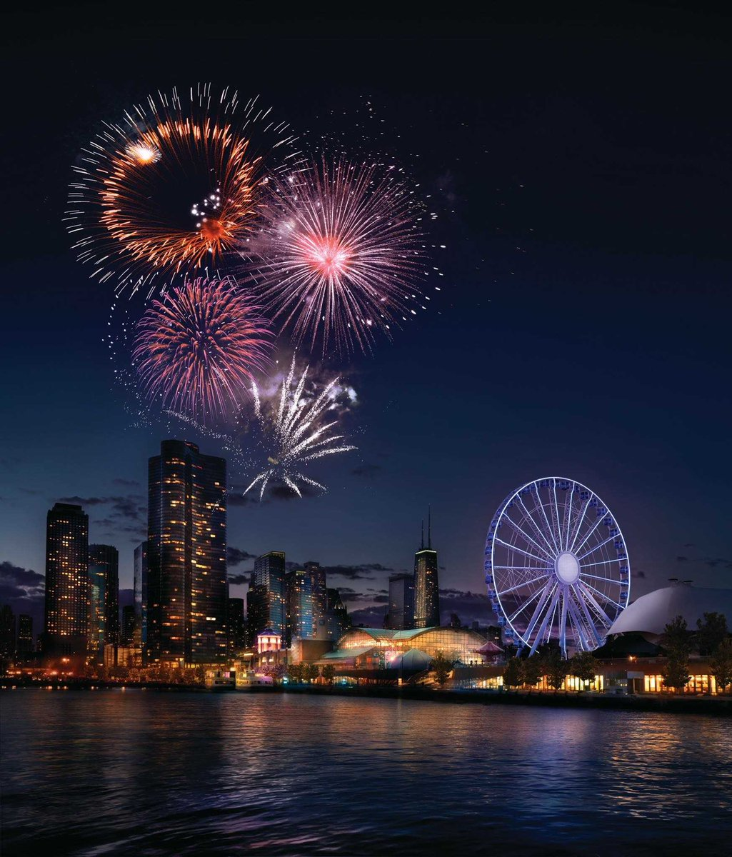 Navy Pier On Twitter No New Year S Eve Plans No Problem