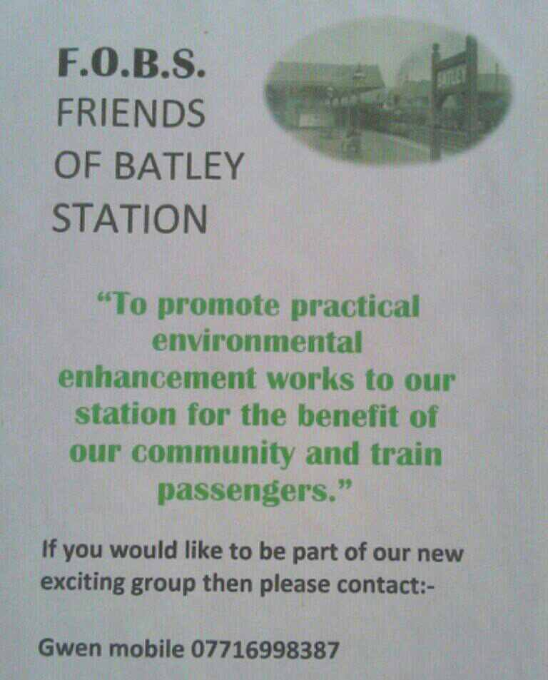 ... of Batley Station :) we're known as FOBS but with us you get Fun at Batley Station, which is FABS ;) give what time you can!pic.twitter.com/T0lWyrwEFB