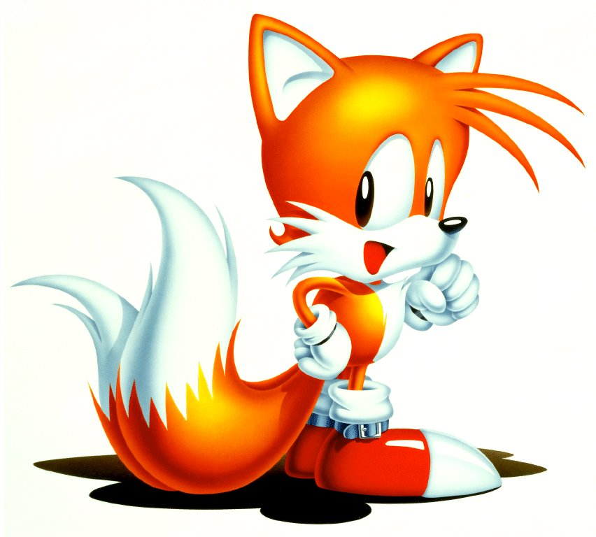 Sonic The Hedgeblog On Twitter Artwork Of Tails From The Japanese Manual Of Sonic The Hedgehog 3 Https T Co Wehobeuog8