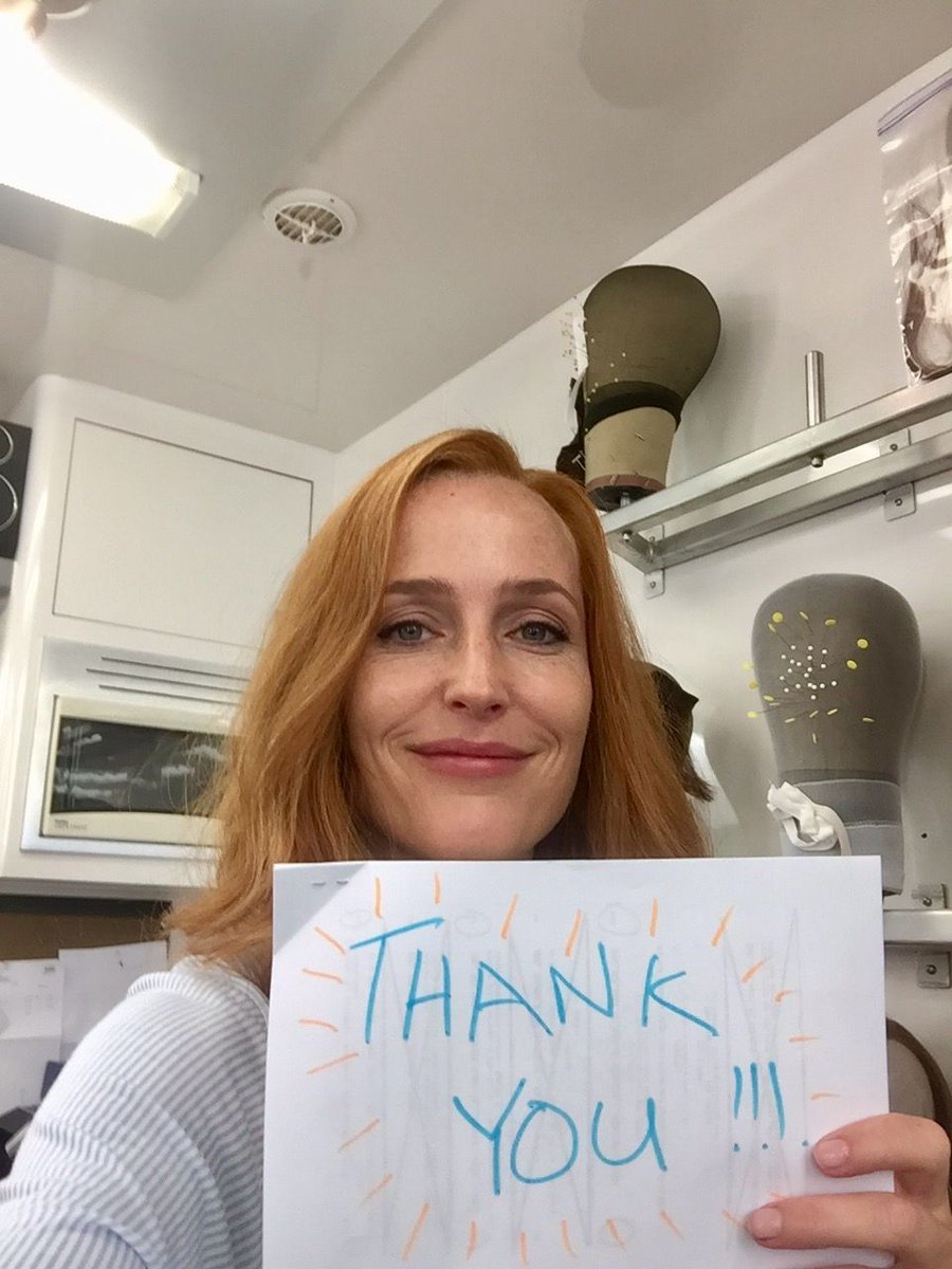 Twitter Gillian Anderson nude photos 2019