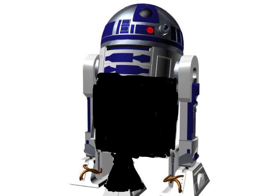 Приколы по Звездным Войнам: В интернете начался флешмоб, посвященный нелепому злодею из Star Wars