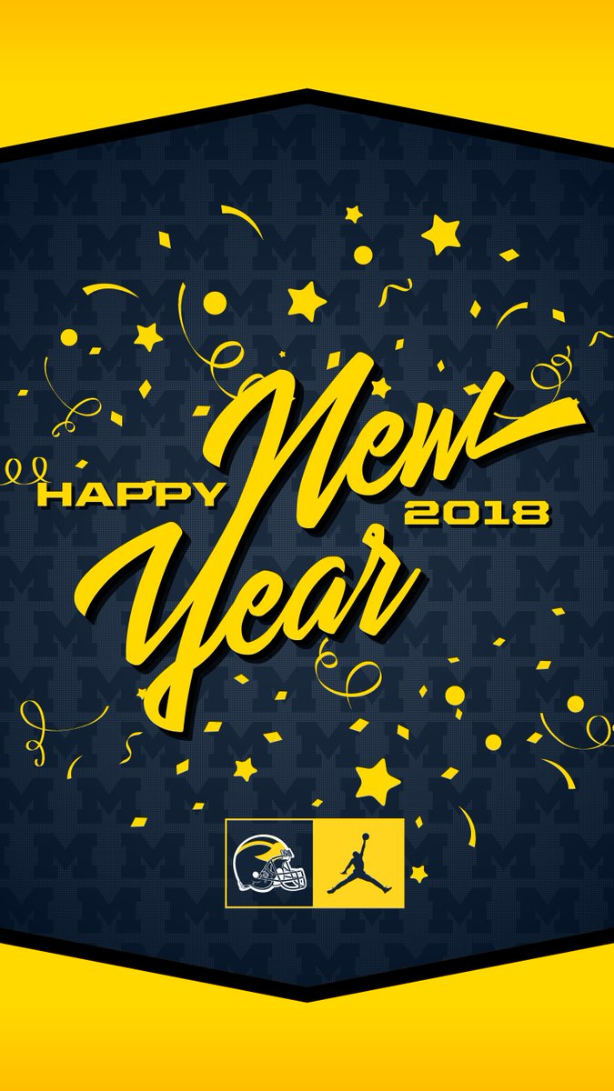 Michigan Football On Twitter Happy New Year It S Officially