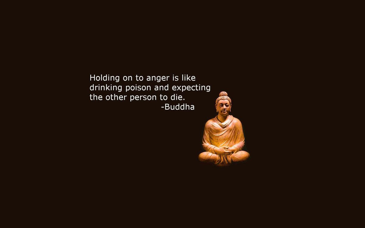 Letting go... #Anger #NewYearsEve2018 ht...
