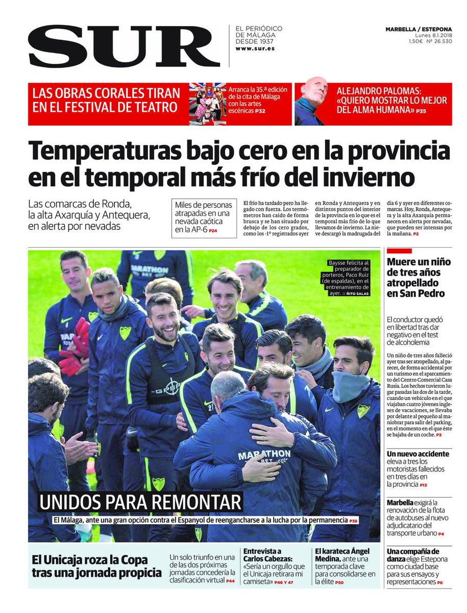 Diario SUR on Twitter: \