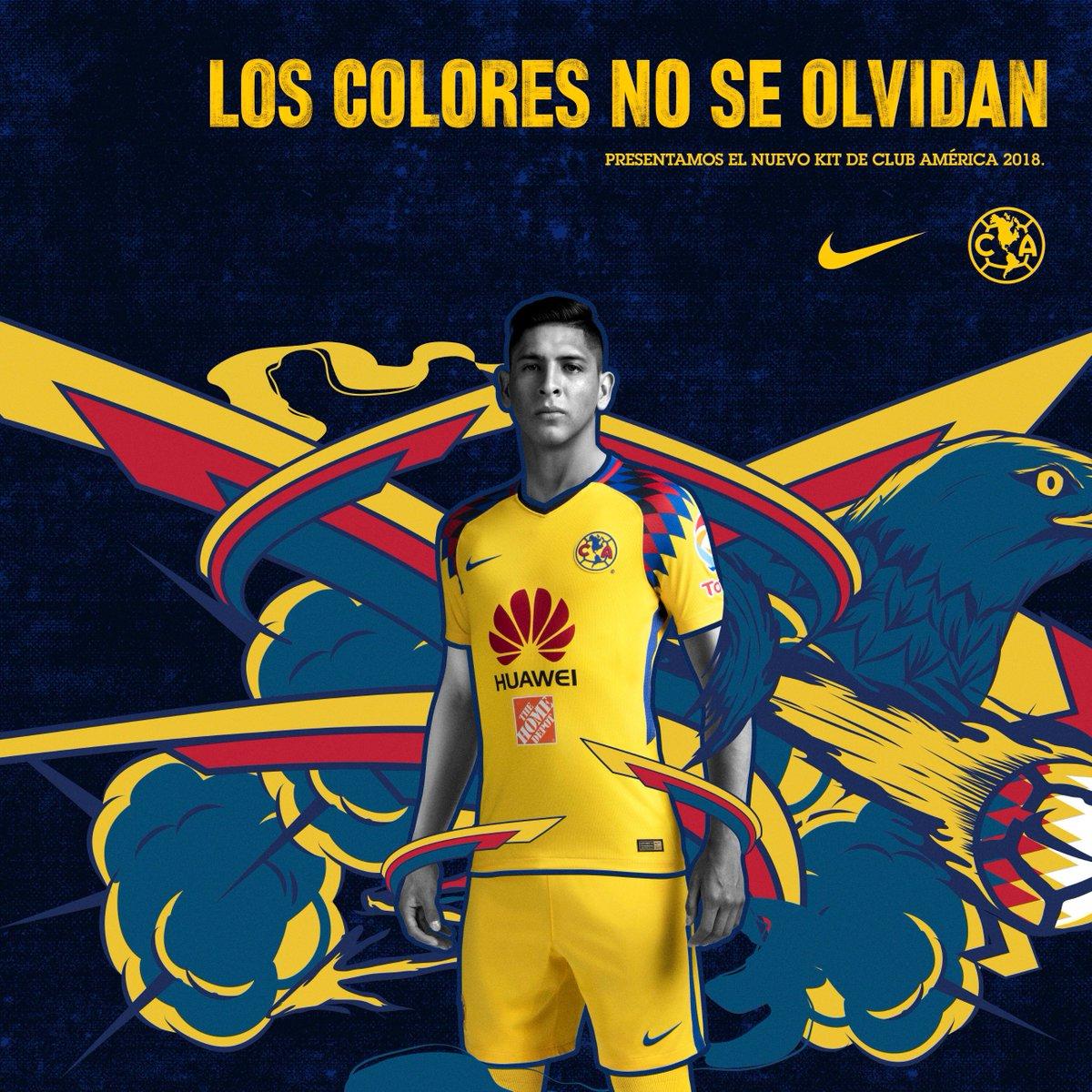 buy online 3e36b fef98 Club América on Twitter: