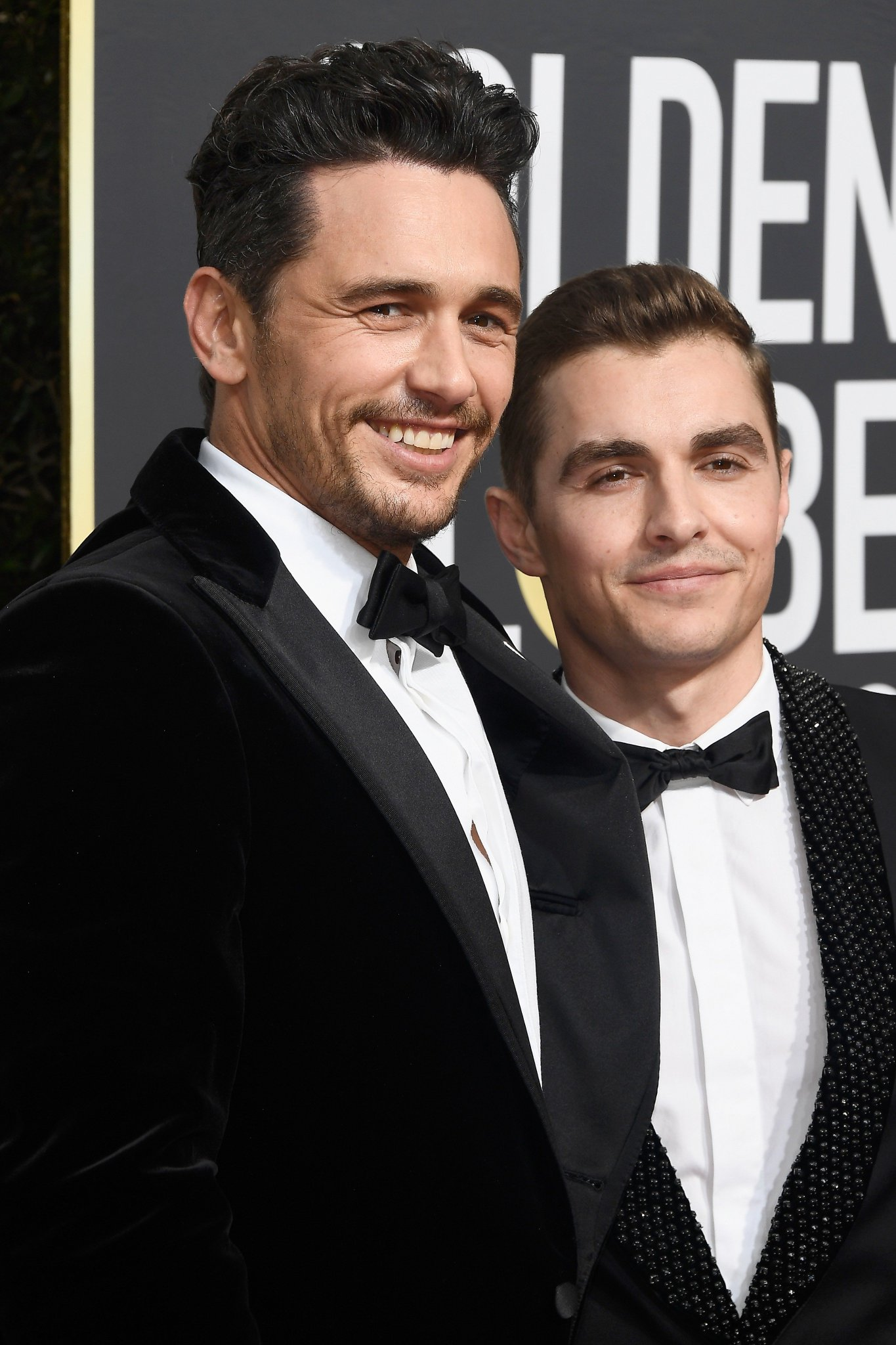 James Franco thanked his mom for giving birth to Dave Franco and honestly same? #GoldenGlobes https://t.co/zzjgtVoeAW