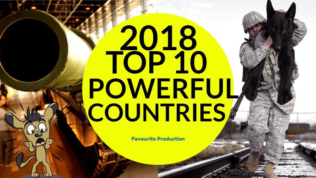 Lisa Jones Lisajonez Twitter - Most powerful countries in the world youtube