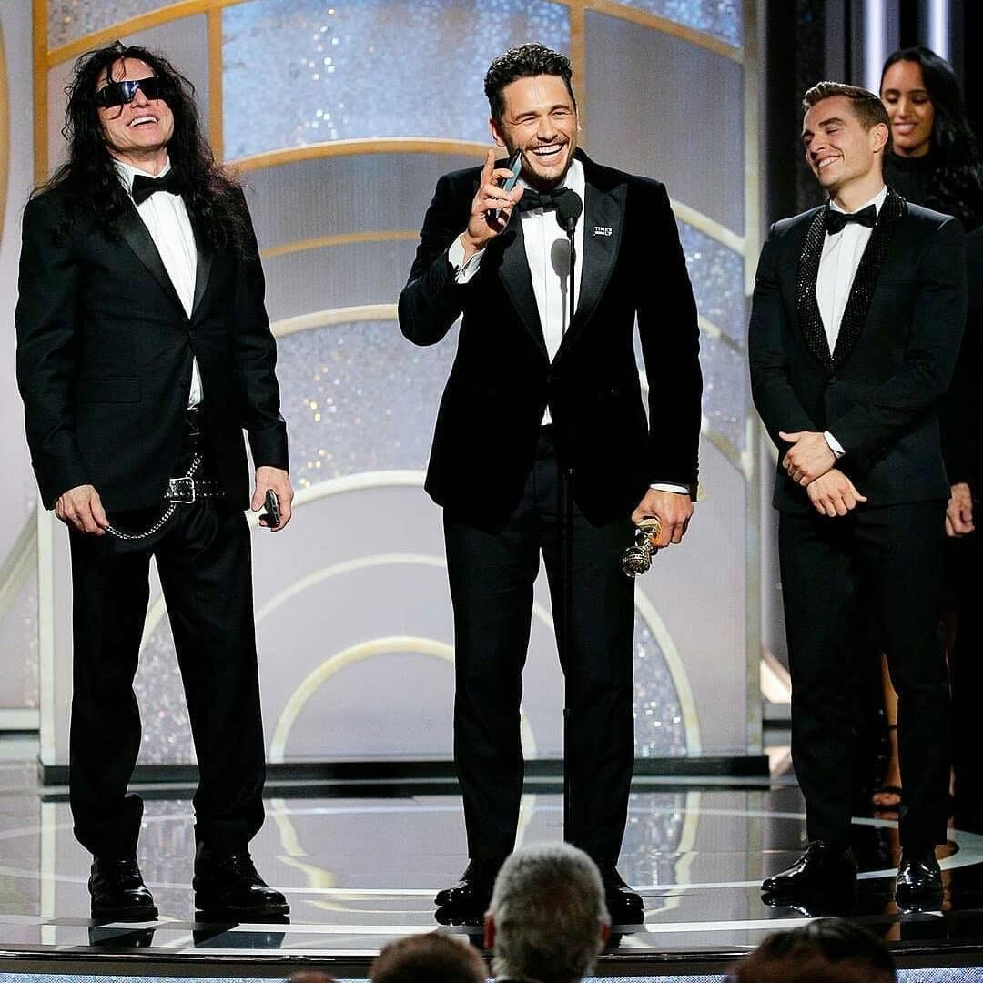 What Tommy Wiseau wanted to say at the Globes will surprise you