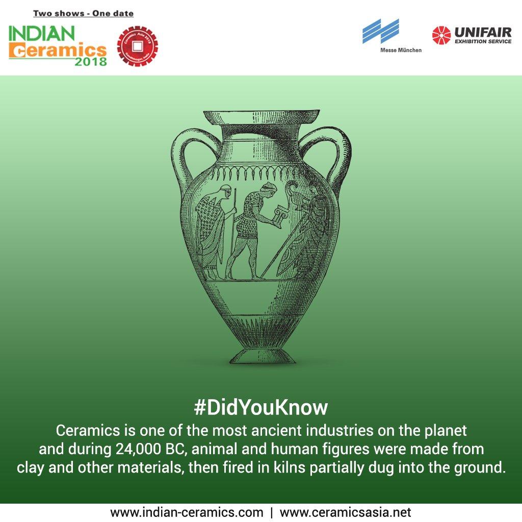 Indian Ceramics Asia on Twitter: