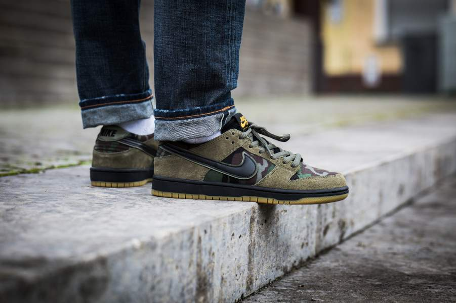 The Nike SB Zoom Dunk Low Pro 'Skate