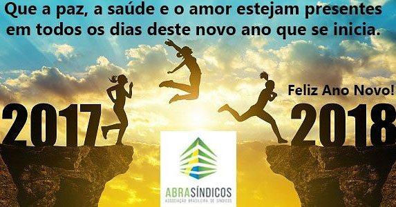 Feliz Ano Novo! #felizanonovo #sindico #abrasindicos #condomínio #Condominios #SindicoProfissional #AssembleiaCondominal