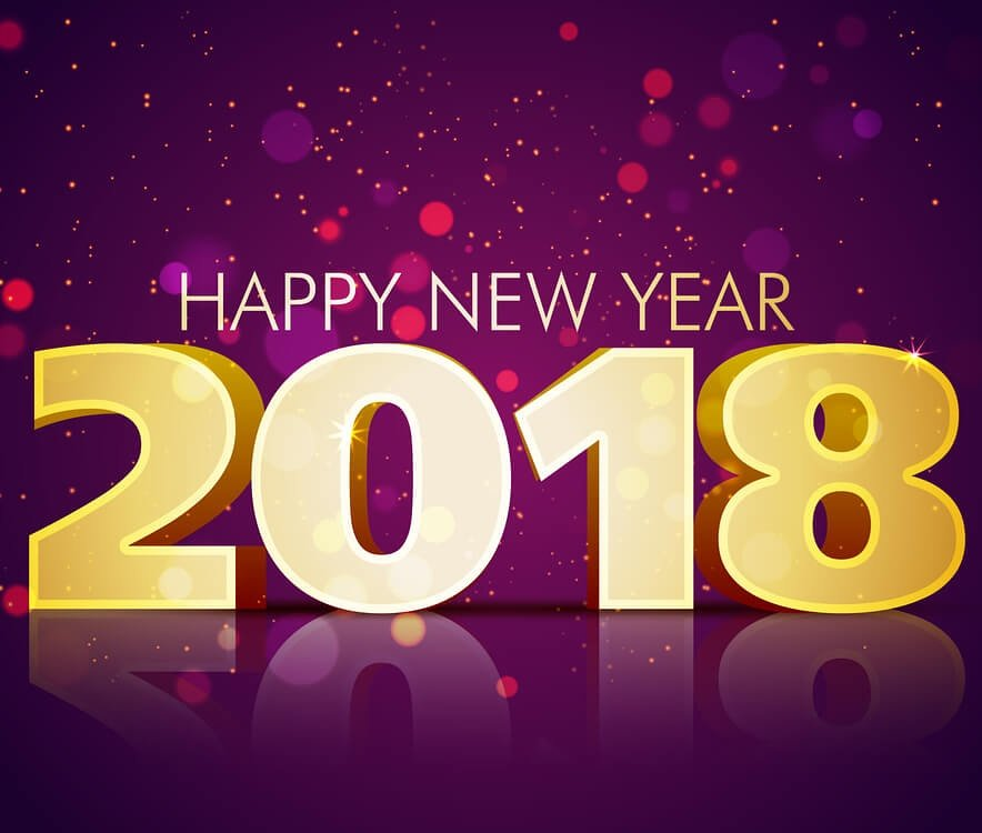Happy New Year to everyone ! Success, love, happiness and everything that is good for you ❤️ #BonneAnnee2018 https://t.co/MaxeVCzgnJ