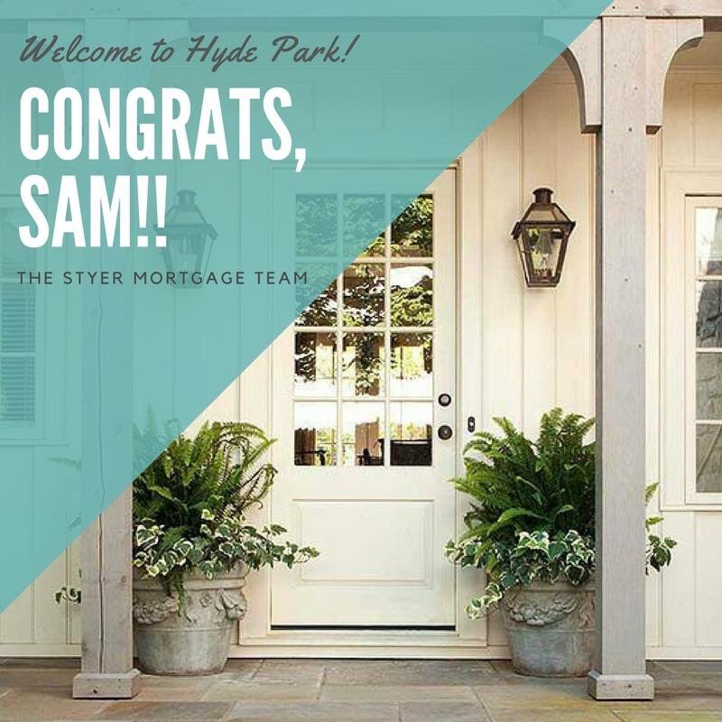 Congrats On The Purchase Of Your Beautiful Hyde Park Home Sampictwitter NeSZvssirt