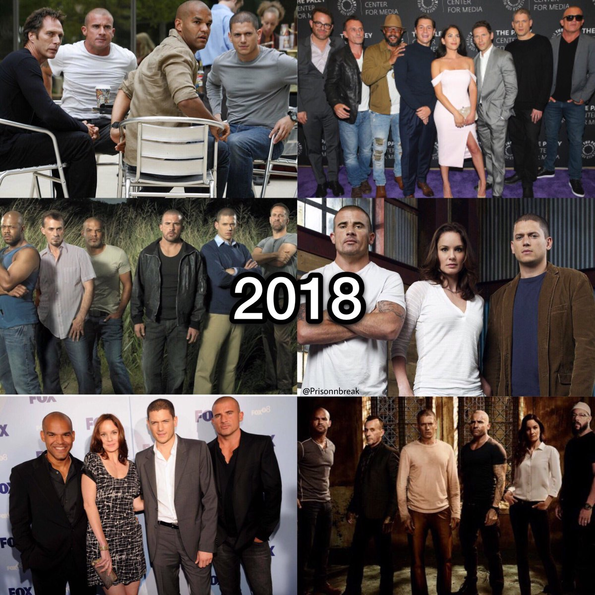 Prison Break On Twitter Happy New Year To All The Prison
