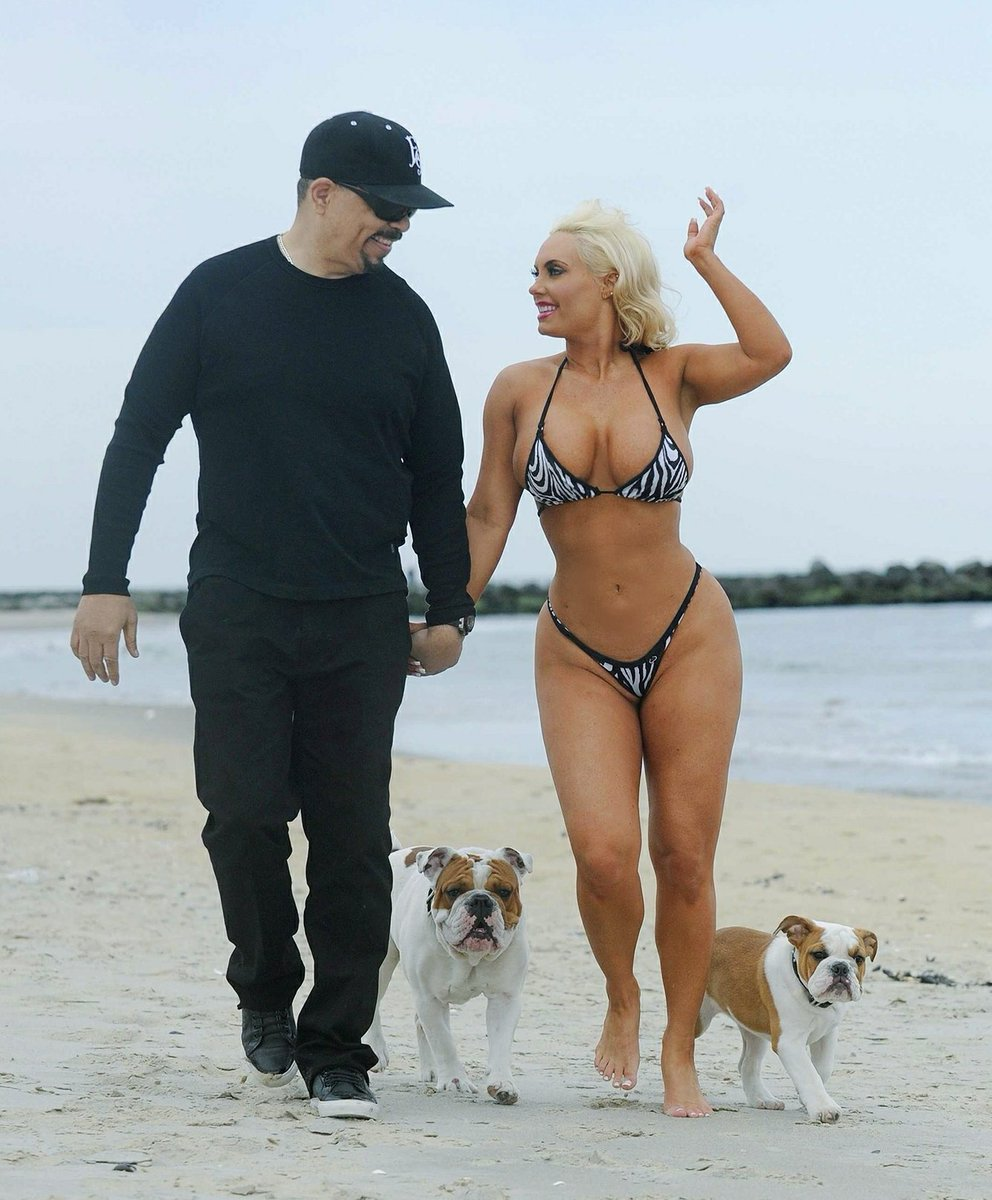 Naked photos of ice t wife — img 13