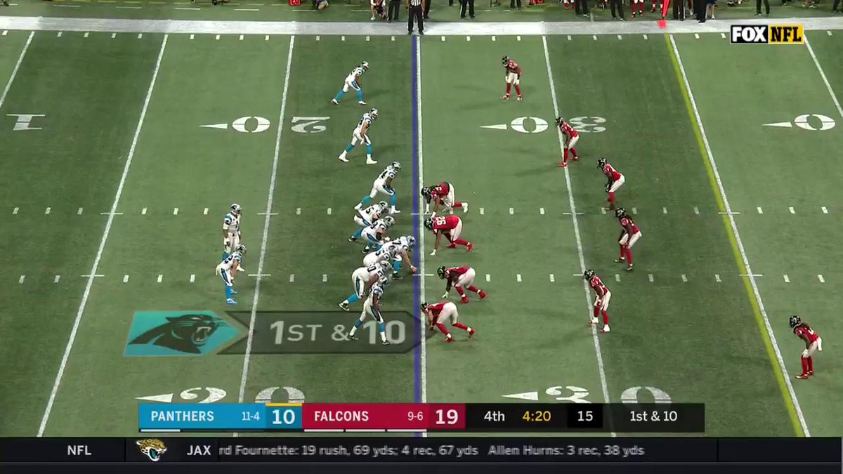 RT @AtlantaFalcons: Keanu Neal with his first career INT! https://t.co/eSufnHxosA