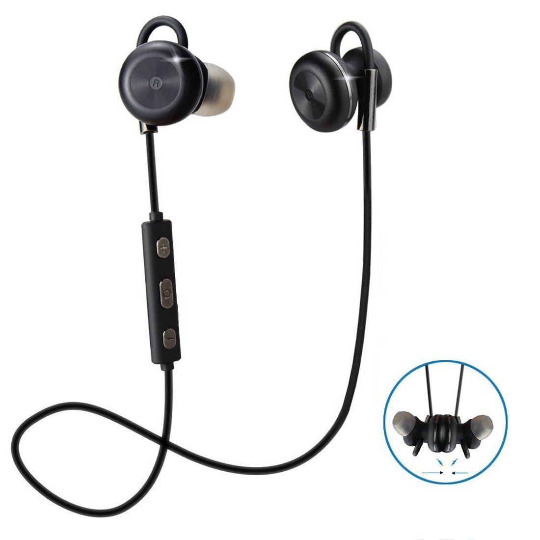 Bluetooth Workout Headphones for $8.99! Over 50% off...