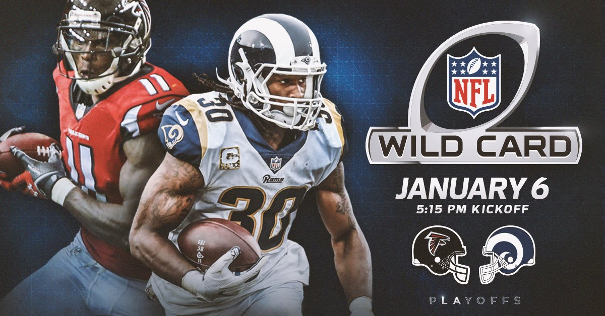 Image result for 2018 nfl playoffs Atlanta Falcons vs. Los Angeles Rams