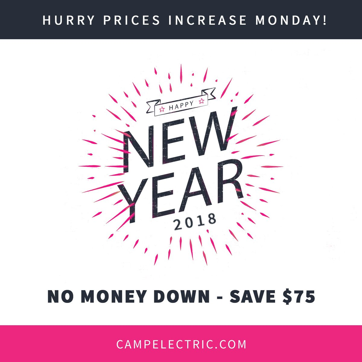 Camp Electric on Twitter: \