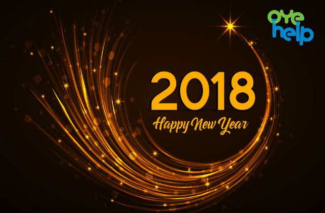 May your #health be good, your life peaceful and your days filled with lots of joy. #HappyNewYear!  #OyeHelp #Happy2018 #NewYear2018 #HappyNewYear2018 #Welcome2018