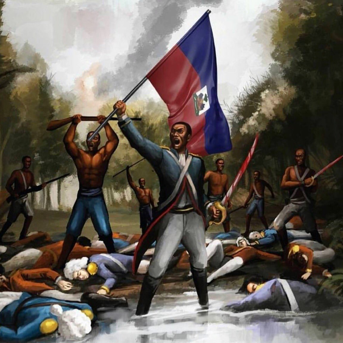 Image result for haitian independence day""
