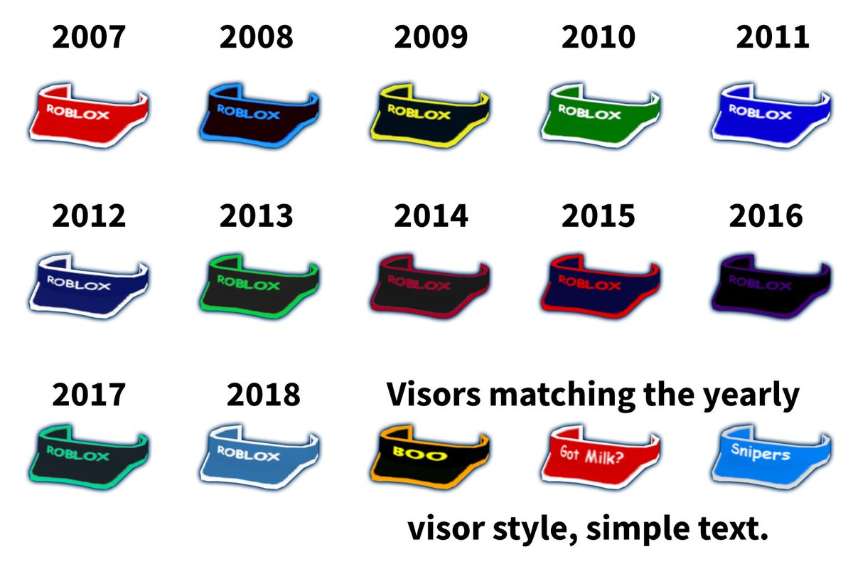 Ivy On Twitter Hey Roblox If You Still Need A Yearly Visor For