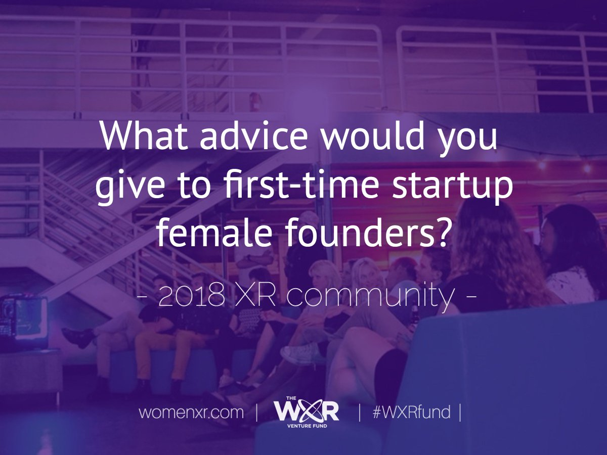 The WXR Venture Fund on Twitter: