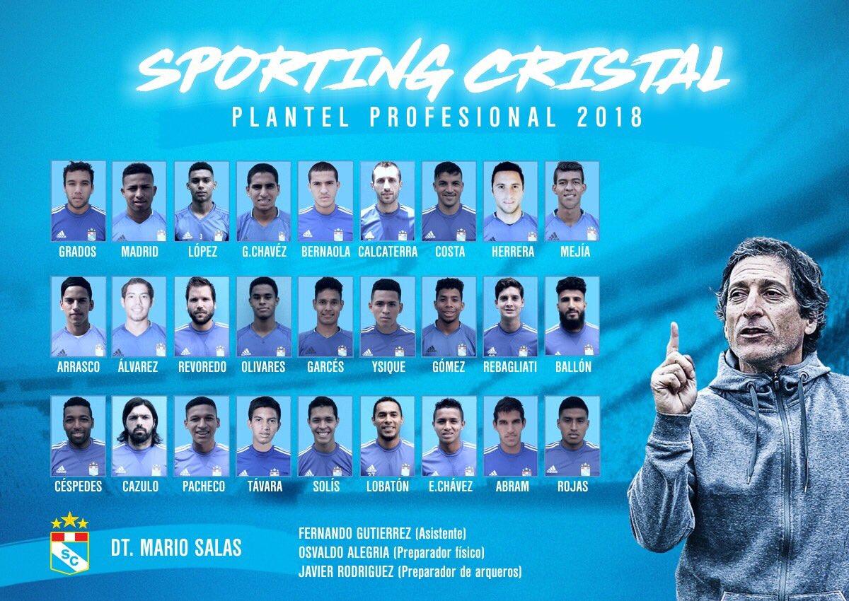 Sporting Cristal: Todos los jugadores que nacionalizó de la ...