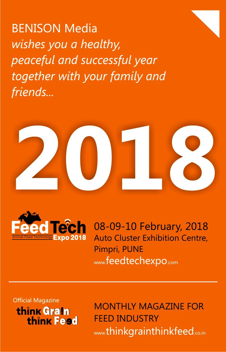 Feed tech expo information about exhibition for the animal feed benison media wishes you happy new year httpst5iinvauvpp stopboris Choice Image