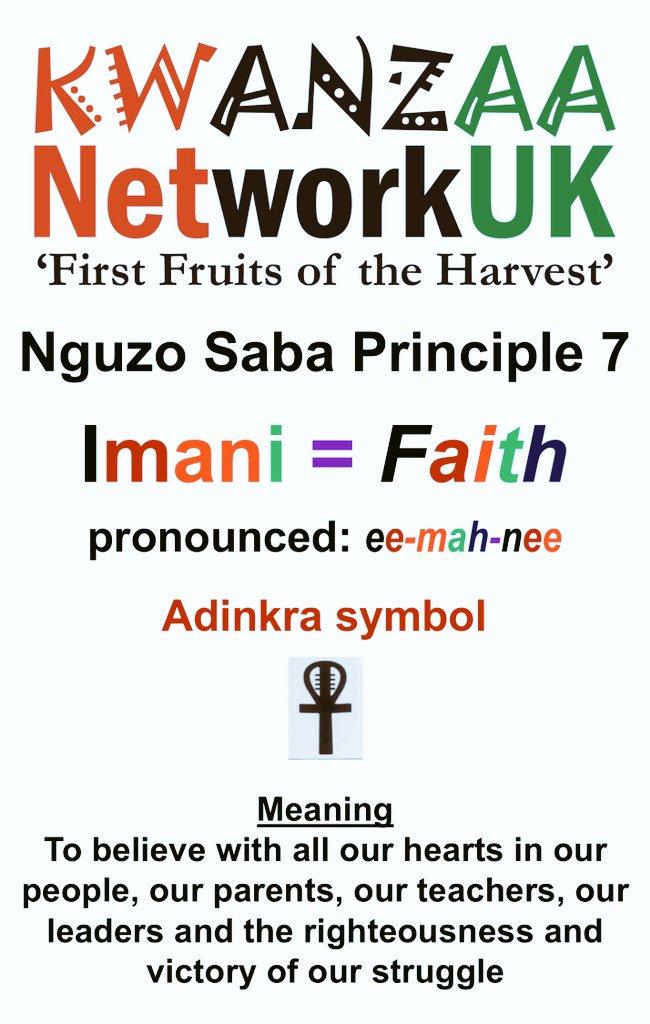 Kwanzaa Network Uk Kwanzaanuk Twitter