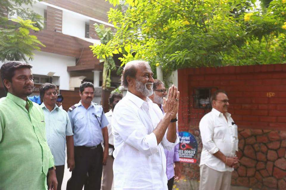Rajinikanth disclose his Assets Worth as he enters Politics - We are sure you will be shocked on hearing his worth!