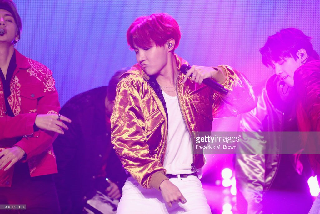 But, Hey BTS, let's talk about J-Hope  #...